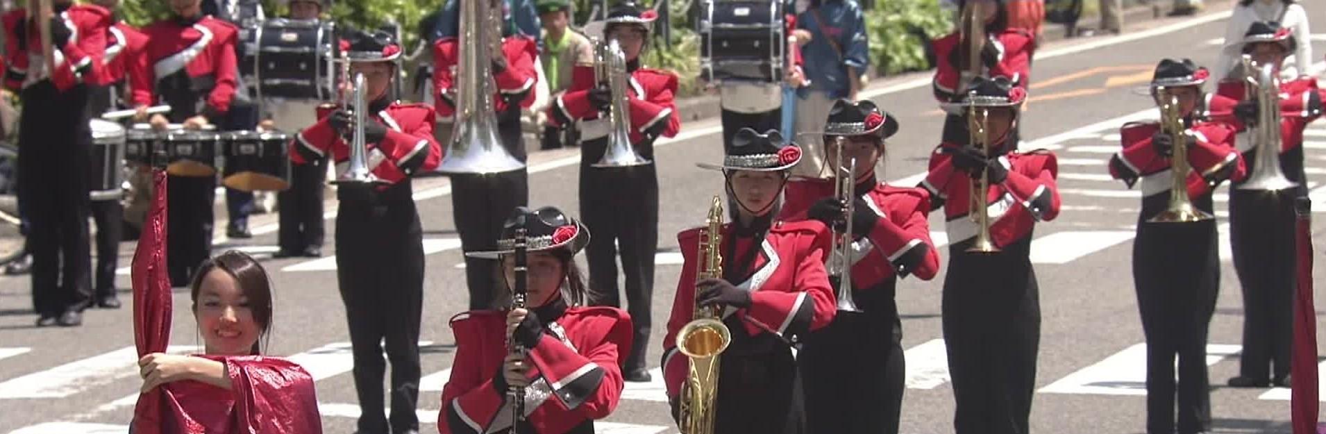 ザよこはまパレード2014